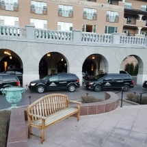 Pikes Peak Cab at the Broadmoor